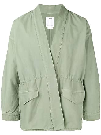 Visvim Jaqueta com bolsos - Verde
