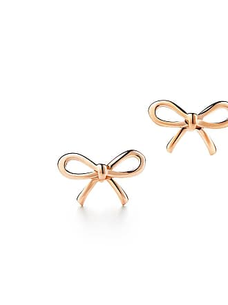 327b46565 Tiffany & Co. Tiffany Bow earrings in 18k rose gold, ...