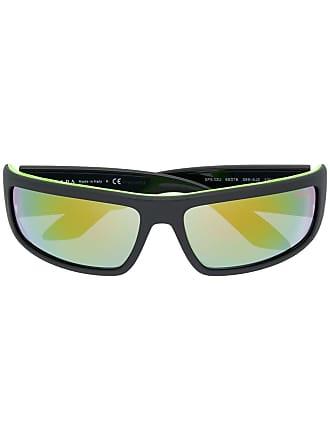 Prada Óculos de sol esportivo - Preto