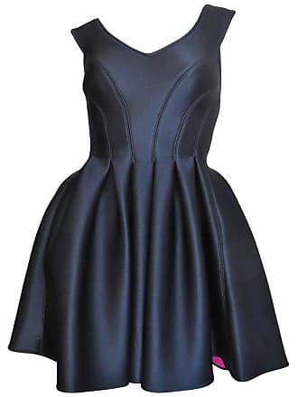 d0ecaa67f1 DKNY 1994 Donna Karan Scuba Skater Dress