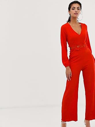 8ea17edbaedc0a Jumpsuits für Damen in Rot: Jetzt bis zu −70%   Stylight