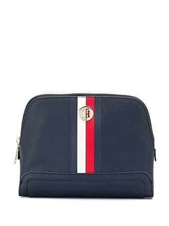 Tommy Hilfiger set of 2 cosmetic pouches - Azul