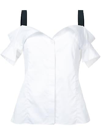 Jason Wu Camisa mangas curtas - Branco