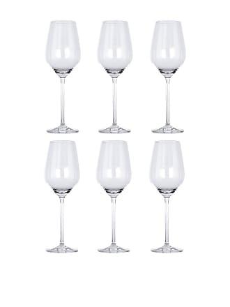 CHIO Set 6 Gläser Medina 35 lila trinken Glas Weinglas und Kelch