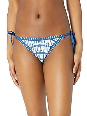 Rip Curl Juniors Ocean Mist Skimpy Tie Side Bikini Bottom, Blue, XS