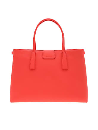 8786cea136c Zanellato Duo Metropolitan M shoulder bag in red - Pure Line