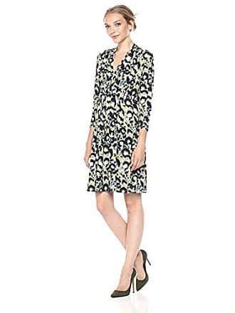 Catherine Malandrino Womens Tinka Dress-Cat Paint, L