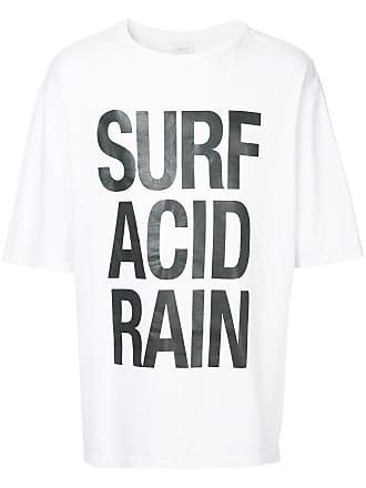 Ex Infinitas Surf Acid Rain T-shirt - Branco