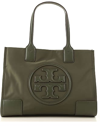 36658a5b7c Tory Burch Tote Bag On Sale, Grape Leaf, Nylon, 2017, one size