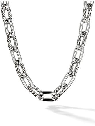 David Yurman DY Madison large 13.5mm necklace - Ss