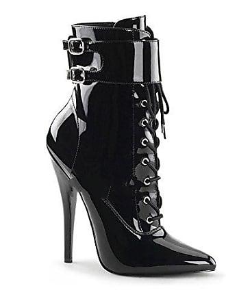 9ba52075795586 Devious Pleaser Domina-1023 - Sexy extreme Fetisch Stiefel High Heels 36-45