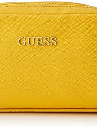 Guess Damen Dolly Double Zip Organizertasche, 17x10x7 cm