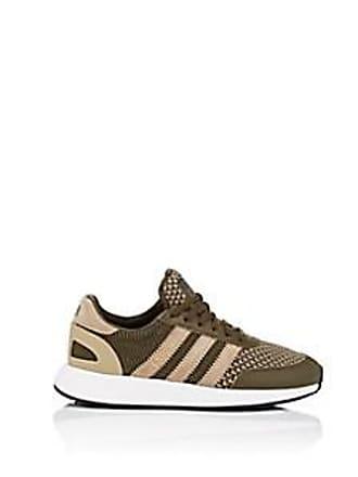 3ddad488f7 ... 95d5f361413 Tênis Adidas Adiease Camuflado - Maze  53480886774 adidas  Mens I-5923 Primeknit Leather Sneakers - Olive Size .