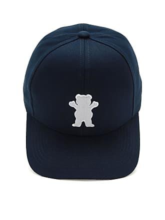 Grizzly Boné Grizzly Og Bear Baseball Cap 6 Pane Azul-Marinho