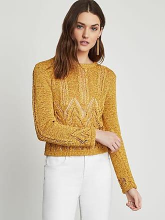 BCBGeneration Mixed Stitch Sweater