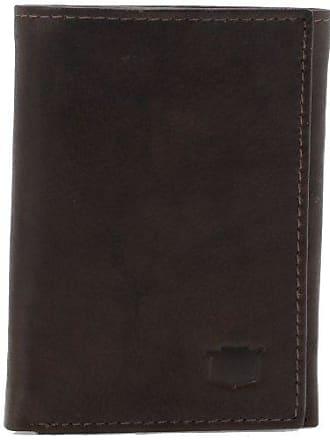 Florsheim Mens Trifold Wallet, Brown, Regular