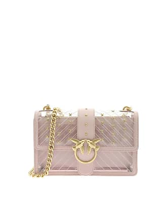 Pinko Pink Love Plastic bag