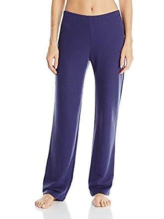 Cosabella Womens Cortina Pant, Navy Blue/Ivory, Small