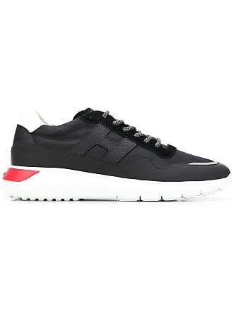 Hogan platform sneakers - Black