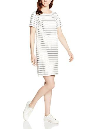 69c7d1e325f4 Vila Womens Tinny Short Sleeve Dress