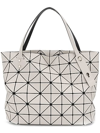 Bao Bao Issey Miyake Rock Lucent Frost tote bag - Neutrals