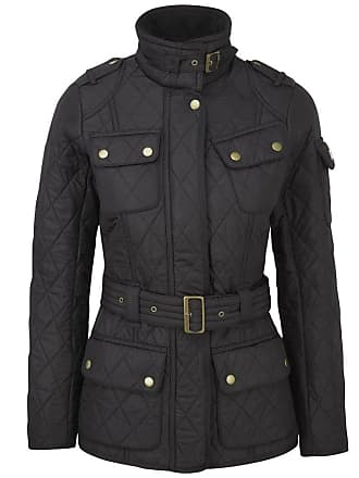 4f70570f731 Womens Winterton Quilted Jacket Colour Stone Size UK 16. £190.00. Delivery   £3.95. Barbour Tourer International Polarquilt Jacket Colour Black Size UK 8
