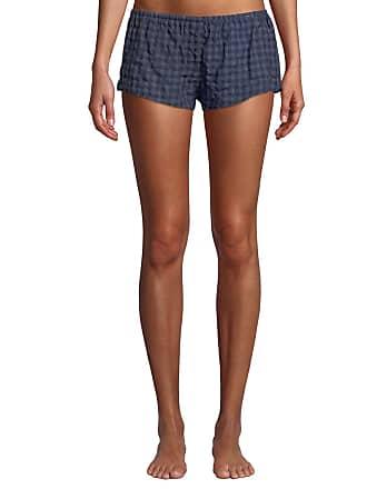 Xirena Shyla Plaid Poplin Lounge Shorts