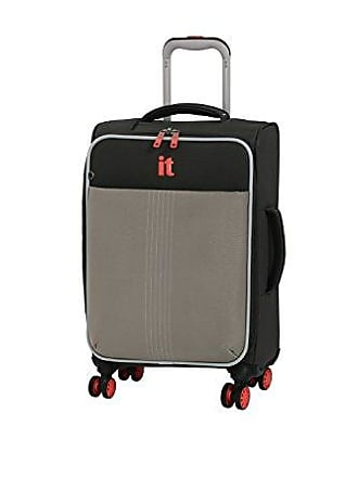 IT Luggage 21.5 Filament 8-Wheel Carry-on, Grey Rhapsody