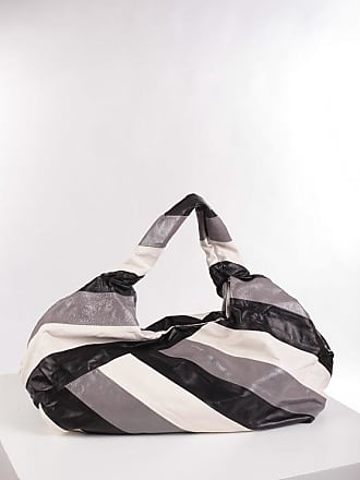 Drome Leather Striped Bag size Unica
