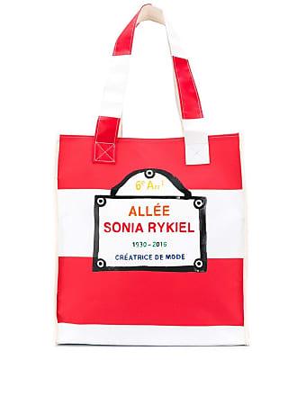 Sonia Rykiel Bolsa tote Allée Sonia Rykiel - Branco