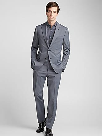 Ermenegildo Zegna Accent seam grey suit