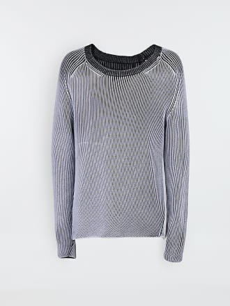 Maison Margiela Maison Margiela Crewneck Sweater Black Cotton, Polyester