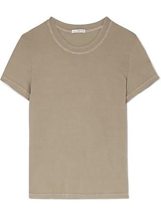 5ebb77054 James Perse Vintage Boy Cotton-jersey T-shirt - Beige