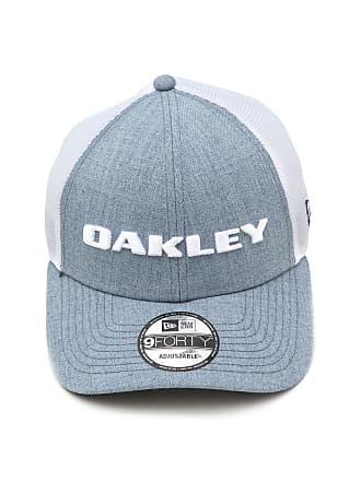 Oakley Boné Oakley Trucker Heather New Era Hat Azul/Branco
