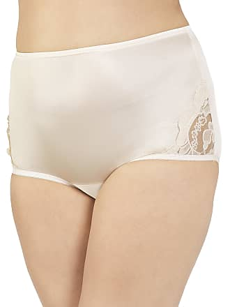 64c9af972a Vanity Fair womens Perfectly Yours Lace Nouveau Brief Panty Womens  Perfectly Yours Lace Nouveau Brief Panty
