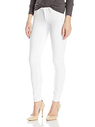 Paige Womens Verdugo Ankle Jeans, Distressed Ultra White, 24