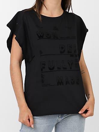 Dimy Camiseta dimy Lettering Preta