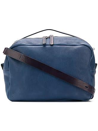 Ally Capellino Bolsa tote de couro - Azul