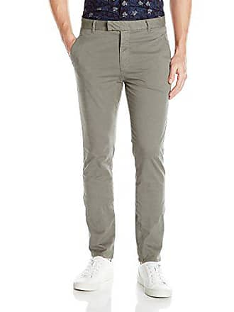 J Brand J Brand Mens Brooks Slim Trouser Pant, Low Lands, 32