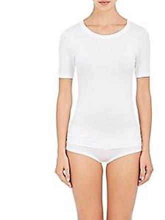 Zimmerli Womens Pureness T-Shirt - White Size L