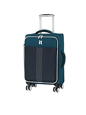 IT Luggage 21.5 Filament 8-Wheel Carry-on, Louisiana Blues