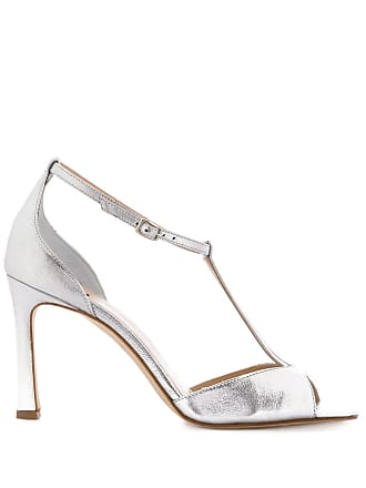 The Seller v-strap sandals - Prateado