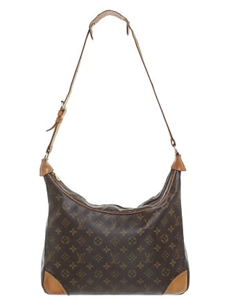 63947b95468e9 Louis Vuitton gebraucht - Boulogne Monogram Canvas - Damen - Braun - Canvas