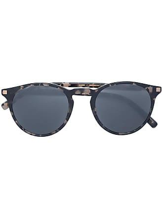 c094d0db549ab Mykita Óculos de sol Alfur com armação arredondada - Preto