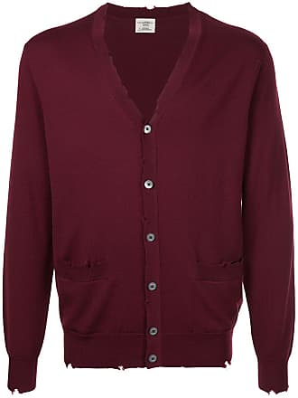 0f9fd42de095 Kent   Curwen V-neck cardigan - Red