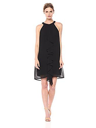 68b1fe1df399 Vero Moda Womens Bea Flounce Short Dress