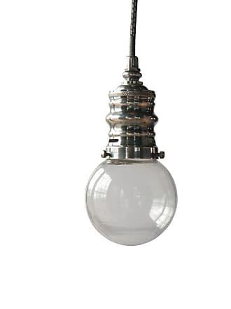 PIB Darwin silver suspension lamp