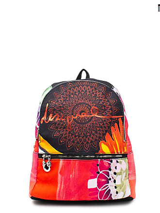 c3d8c1d859 Desigual WOMENS 19SAXFBARED RED POLYESTER BACKPACK