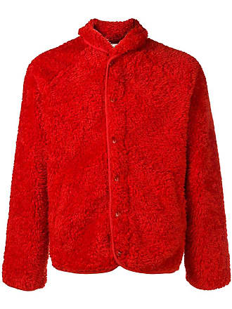 Ymc You Must Create textured jacket