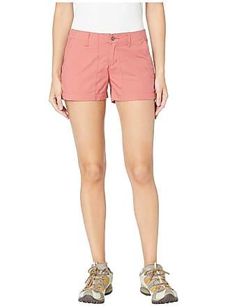 bb66957da6cb Mountain Khakis Sandbar Shorts Classic Fit (Rojo) Womens Shorts